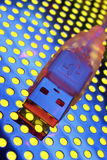 USB data transfer Royalty Free Stock Image