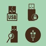 Usb device Stock Image