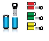 USB Devices Royalty Free Stock Image