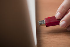 Usb drive Royalty Free Stock Images