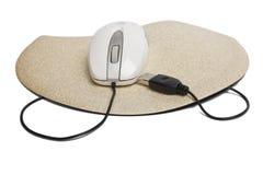 USB einer Maus Lizenzfreie Stockfotografie