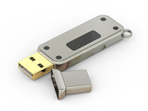 USB flash Royalty Free Stock Photo