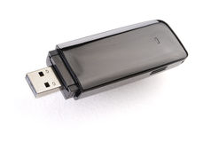 USB flash 2. Device for storing and transferring information USB Stock Image
