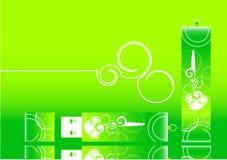 Usb-flash adornado stock de ilustración