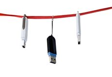 Usb flash disk Royalty Free Stock Images