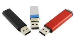 Usb flash disk stock images