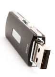 USB flash drive Royalty Free Stock Photo