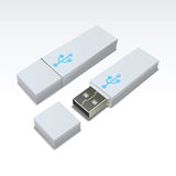 USB Flash Drive Stock Image