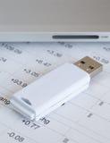 USB flash drive Stock Image