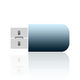 Usb flash drive Royalty Free Stock Image