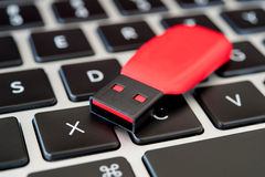USB flash drive Stock Images