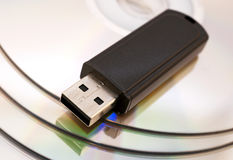 Usb flash memory Stock Photos