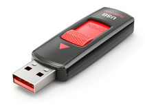 USB flash memory Royalty Free Stock Photography