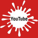 Youtube banner royalty free stock photography
