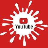 Youtube banner royalty free stock photos