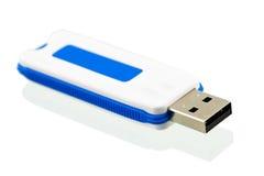USB flitsaandrijving Royalty-vrije Stock Afbeeldingen