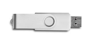 USB flitsaandrijving Stock Foto's