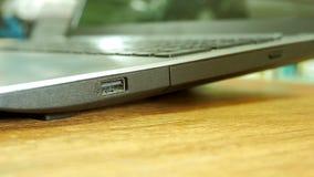 USB hålighet eller stålar Royaltyfri Foto