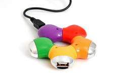 Free USB-HUB Stock Photo - 12841550