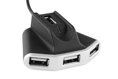 USB hub Royalty Free Stock Photo