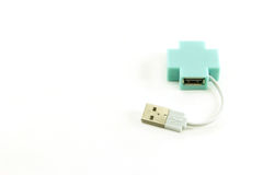 Usb hub Royalty Free Stock Image