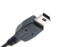 Usb jack Royalty Free Stock Images