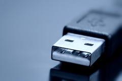 Usb-kabel royaltyfria foton