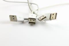Usb-Kabel Lizenzfreies Stockbild