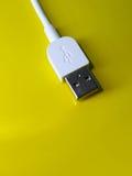 USB kabel Obrazy Stock