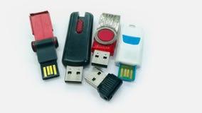 USB-Kabel, Computer, Daten, Ausrüstung, USB-Stock Stockfotos