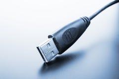 (0) usb 3 (0) kabli Zdjęcie Stock