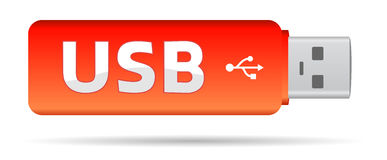 Free Usb Key Stock Photography - 25578702