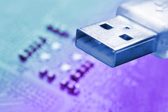 Usb memory Stock Images