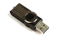 USB Memory Stick Stock Images