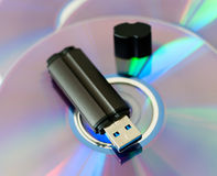 Usb memory stick Stock Photos