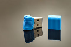 USB Memory Stick Royalty Free Stock Photography