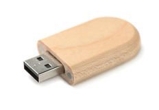 Usb memory stick Royalty Free Stock Image