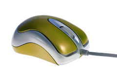 USB mouse Stock Image