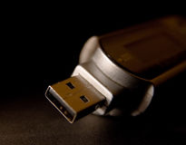 Usb mp3 player Royalty Free Stock Photos