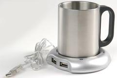 USB mug. Royalty Free Stock Photography