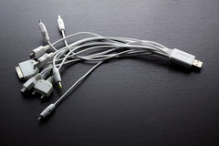 USB Multi Adaptors Royalty Free Stock Image