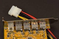 USB-Nabe Stockfotografie