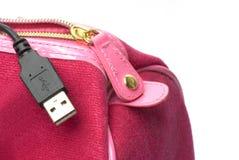 USB om te gaan Stock Afbeelding