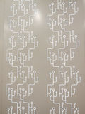 Usb pattern. A usb pattern on a wall Royalty Free Stock Images