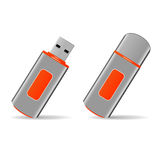 Usb pen drive memory Stock Image