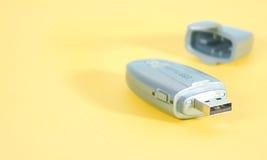 USB penaandrijving Royalty-vrije Stock Afbeeldingen