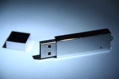 Usb pendrive. A little memory for pc Stock Images