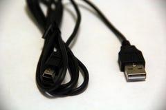 USB per il telefono immagini stock