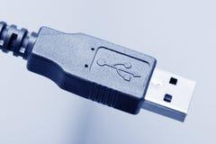 USB plug Stock Image