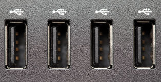 Free Usb Plug Royalty Free Stock Images - 13258289